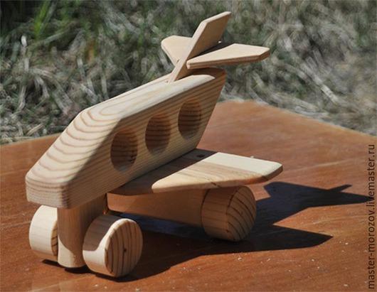 Вальдорфская игрушка ручной работы. Ярмарка Мастеров - ручная работа. Купить самолет. Handmade. Самолет, самолетик, игрушка ручной работы