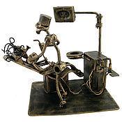 Сувениры и подарки handmade. Livemaster - original item Dentist. Handmade.