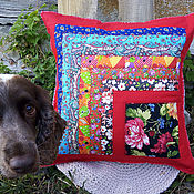 Для дома и интерьера handmade. Livemaster - original item Pillowcase