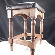 Для дома и интерьера handmade. Livemaster - original item Stool small soft. Handmade.