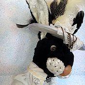 Куклы и игрушки ручной работы. Ярмарка Мастеров - ручная работа Кролик   Артемыч. Handmade.