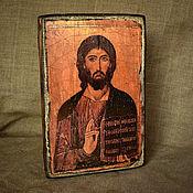 Картины и панно handmade. Livemaster - original item Wood icon