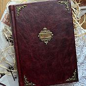 Канцелярские товары handmade. Livemaster - original item Large cookbook