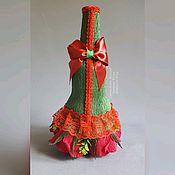 Цветы и флористика ручной работы. Ярмарка Мастеров - ручная работа Колокольчик из конфет. Handmade.
