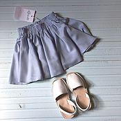 Работы для детей, ручной работы. Ярмарка Мастеров - ручная работа Детская юбка-солнце. Handmade.