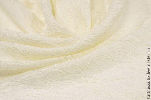Шитье ручной работы. Ярмарка Мастеров - ручная работа. Купить Подкладочная ткань 11-300-0096. Handmade. Белый, подклад