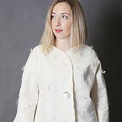 """Одежда ручной работы. Ярмарка Мастеров - ручная работа Жакет """" Snow"""". Handmade."""