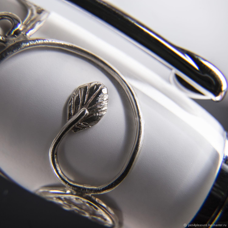 Ручка-роллер Elegy (Филигрань) в люкс-комплектации, Ручки, Санкт-Петербург,  Фото №1