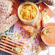 Мыло ручной работы. Ярмарка Мастеров - ручная работа Бельди мягкое натуральное мыло с нуля Кремовый авокадо с пюре авокадо. Handmade.