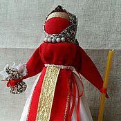 """Народная кукла ручной работы. Ярмарка Мастеров - ручная работа """"Пасхальная""""по мотивам Народной куклы. Handmade."""