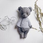 Куклы и игрушки ручной работы. Ярмарка Мастеров - ручная работа Мишка Тедди. Handmade.