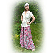 Одежда handmade. Livemaster - original item Culottes ,culottes
