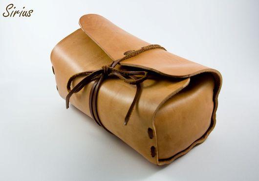 Органайзеры для сумок ручной работы. Ярмарка Мастеров - ручная работа. Купить Несессер дорожный. Handmade. Несессер, для бритья, мужской подарок