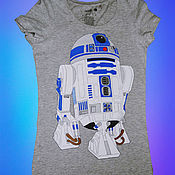 Одежда handmade. Livemaster - original item Hand painted t-shirt. Handmade.