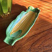 Винтаж handmade. Livemaster - original item Maize dish, Japan. Handmade.