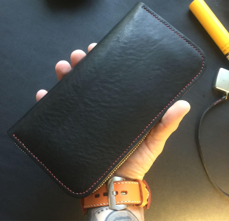 Портмоне , zip wallet , Портмоне, Сочи,  Фото №1