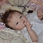 Куклы и игрушки handmade. Livemaster - original item Doll reborn Victorinka. Handmade.