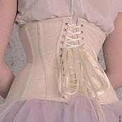 """Одежда ручной работы. Ярмарка Мастеров - ручная работа Корсет """"Каллисто"""". Handmade."""