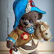 Куклы и игрушки ручной работы. Ярмарка Мастеров - ручная работа Великий Боня (эко-мишка). Handmade.