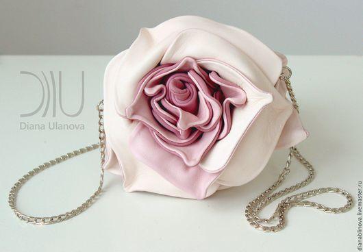 Пояса, ремни ручной работы. Ярмарка Мастеров - ручная работа. Купить мини роза1. Handmade. Цветы ручной работы
