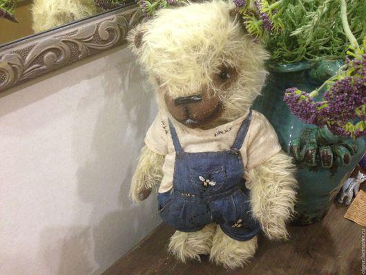 Мишки Тедди ручной работы. Ярмарка Мастеров - ручная работа. Купить Мишка Cookie. Handmade. Мишка тедди, мишка мальчик