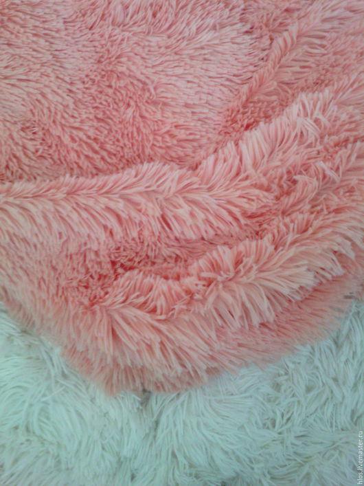 """Текстиль, ковры ручной работы. Ярмарка Мастеров - ручная работа. Купить Покрывало """"Пушистик"""". Handmade. Бежевый, на диван"""