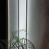 Торшеры и напольные светильники ручной работы. Ярмарка Мастеров - ручная работа Напольный ночник в стиле лофт.. Handmade.