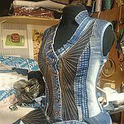 """Одежда ручной работы. Ярмарка Мастеров - ручная работа Сарафан """"Калейдоскоп"""". Handmade."""
