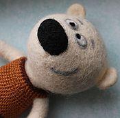 """Куклы и игрушки ручной работы. Ярмарка Мастеров - ручная работа Медведь Тучка из мультфильма """"Ми-ми-мишки"""". Мимимишки.. Handmade."""