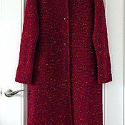 """Одежда ручной работы. Ярмарка Мастеров - ручная работа Пальто """"The Burst of Purple"""". Handmade."""
