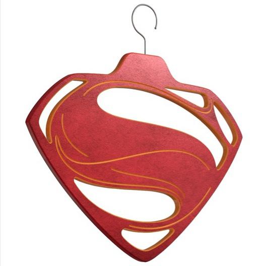 """Прихожая ручной работы. Ярмарка Мастеров - ручная работа. Купить Вешалка """"Супермен"""" (Superman). Handmade. Вешалка, подарок парню"""