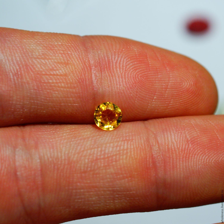 Желтый сапфир фото цена