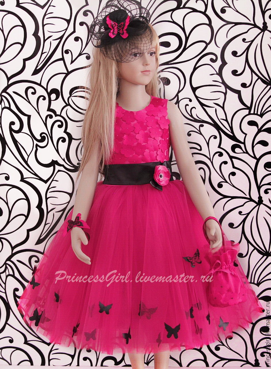 fancy dress for girls – shop online on Livemaster with shipping ...