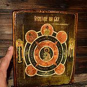"""Картины и панно ручной работы. Ярмарка Мастеров - ручная работа Икона на дереве """"Всевидящее око Божие"""". Handmade."""