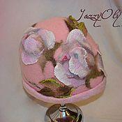Работы для детей, ручной работы. Ярмарка Мастеров - ручная работа Валяная шапочка. Handmade.