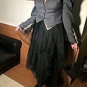 Одежда handmade. Livemaster - original item Fancy tulle skirt. Handmade.