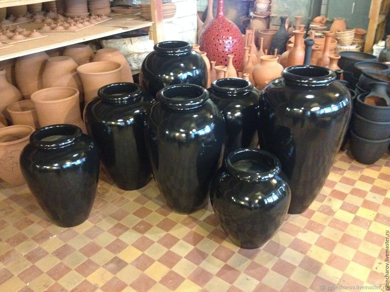 Напольная ваза 90 см
