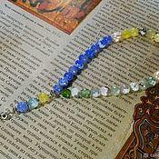 Фен-шуй и эзотерика handmade. Livemaster - original item Gift beads made of agate and pearls. Handmade.