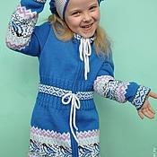 Работы для детей, ручной работы. Ярмарка Мастеров - ручная работа детская вязаная одежда и головные уборы. Handmade.