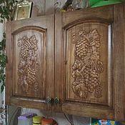 Кухни ручной работы. Ярмарка Мастеров - ручная работа Фасад. Handmade.
