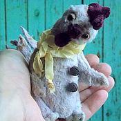 Куклы и игрушки ручной работы. Ярмарка Мастеров - ручная работа Прошенька, петушок. Handmade.