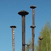 Русский стиль ручной работы. Ярмарка Мастеров - ручная работа Кованые гвозди. Handmade.