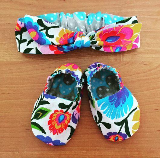 Детская обувь ручной работы. Ярмарка Мастеров - ручная работа. Купить Моксы. Handmade. Моксы, обувь для малышей