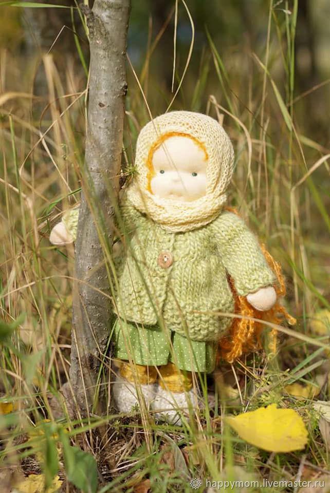 Маняня, Вальдорфские куклы и звери, Москва,  Фото №1