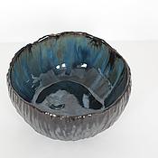 Посуда ручной работы. Ярмарка Мастеров - ручная работа Ёмкость керамическая Glaciar. Handmade.