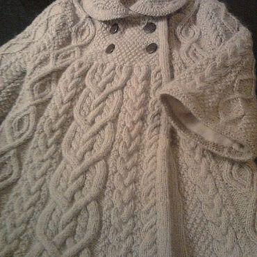 Одежда ручной работы. Ярмарка Мастеров - ручная работа Пальто: для девочки. Handmade.