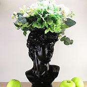 Для дома и интерьера handmade. Livemaster - original item Vase, planters David. Handmade.