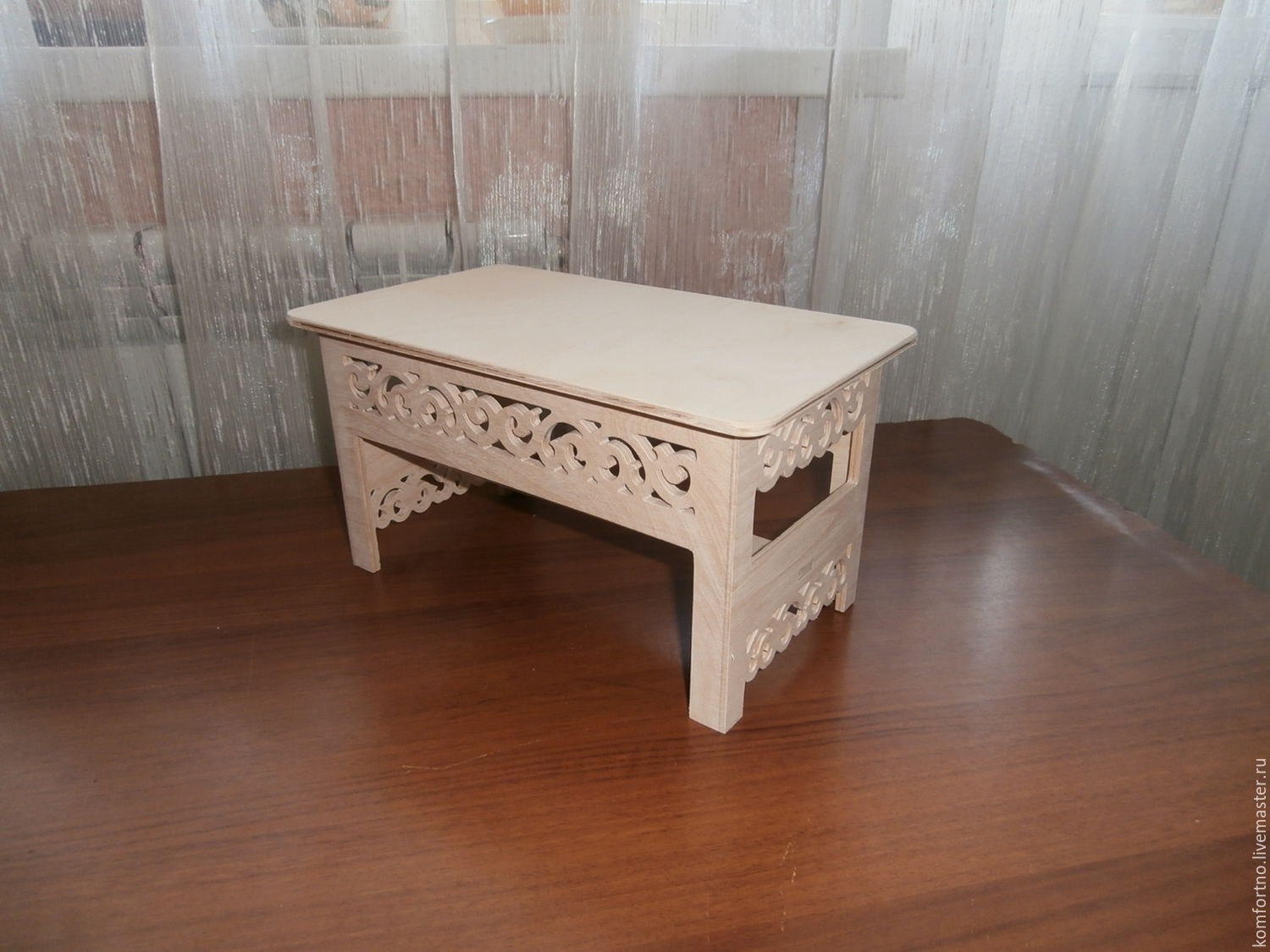 Large doll table 446