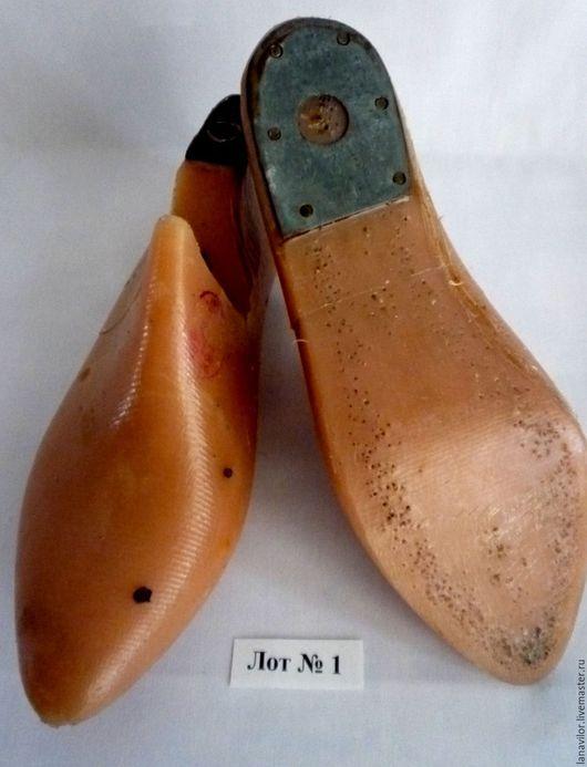 Изготовление колодок для обуви