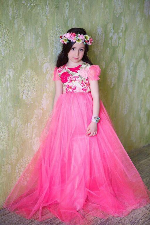 Одежда для девочек, ручной работы. Ярмарка Мастеров - ручная работа. Купить Платье для девочки. Handmade. Платье, пышная юбка, сетка